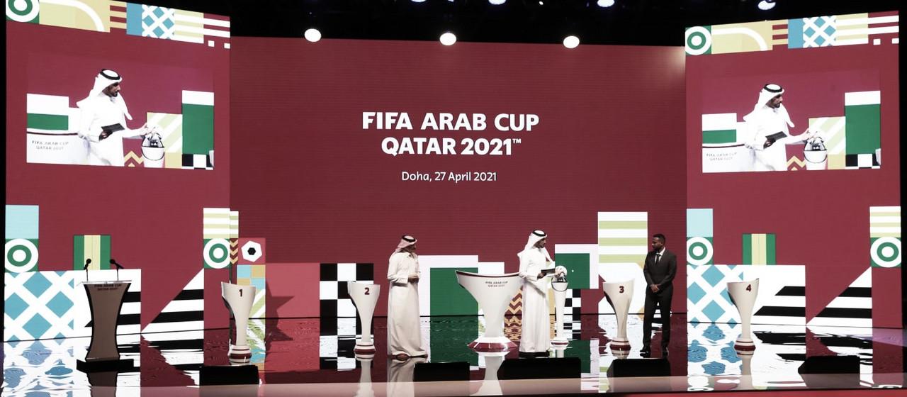 Copa Árabe de la FIFA Qatar 2021: torneo final confirmado