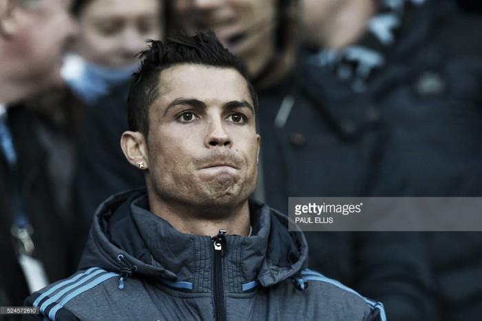 Real Madrid x Manchester City: Cristiano no ataque aos ingleses, Benzema e Casemiro KO
