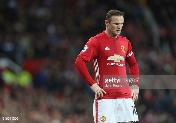 Wayne Rooney continues to draw interest from Everton