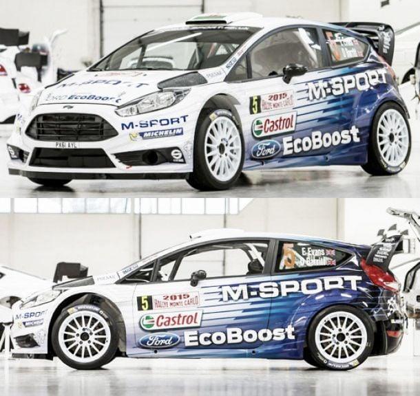 El 2015 viene con cambios para el WRC