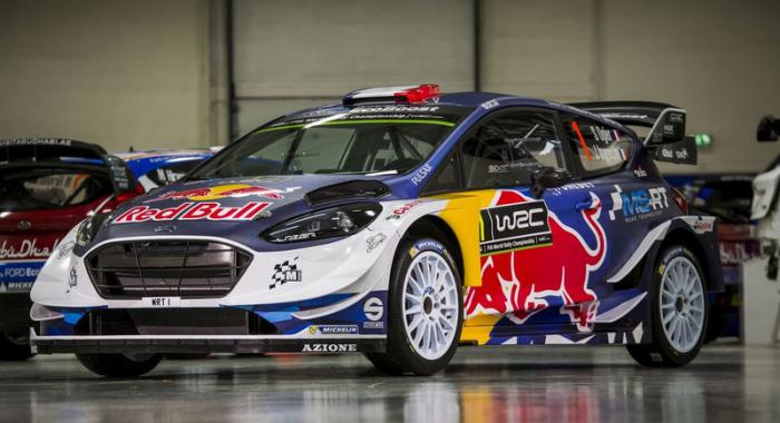 WRC 2017 ai nastri di partenza