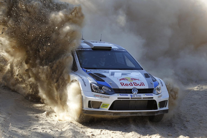 WRC – Acropole Etape 2 : Latvala seul devant
