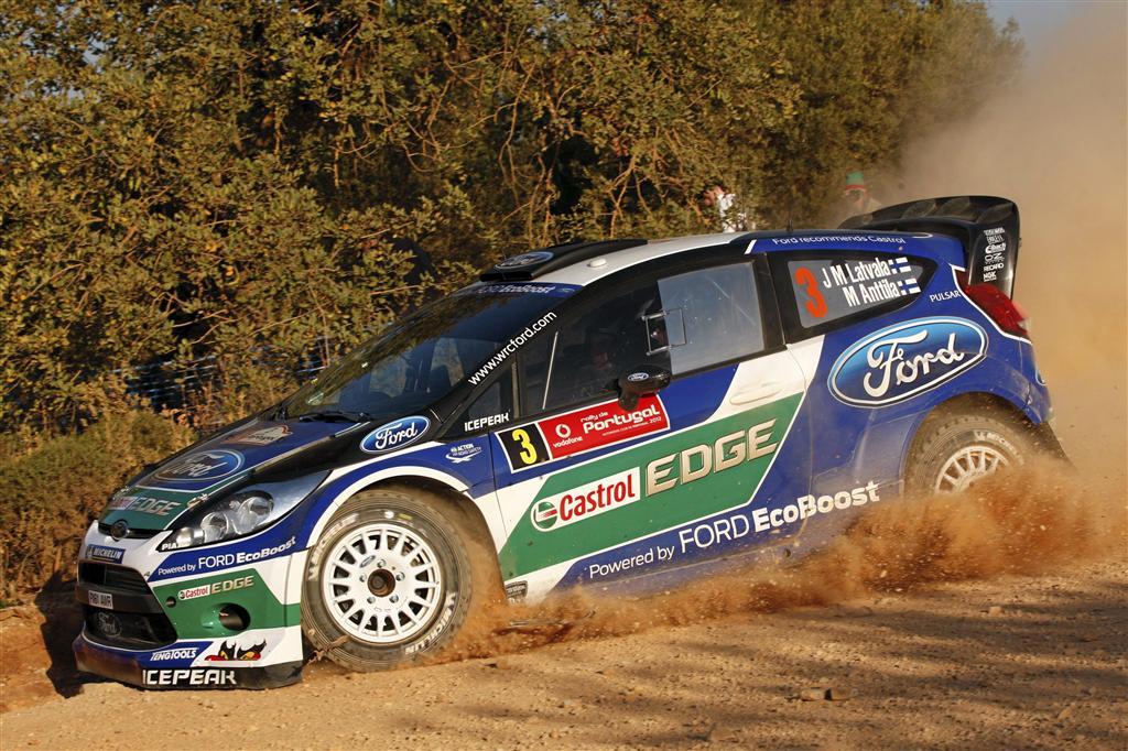 Así es el Rally de Cerdeña 2012