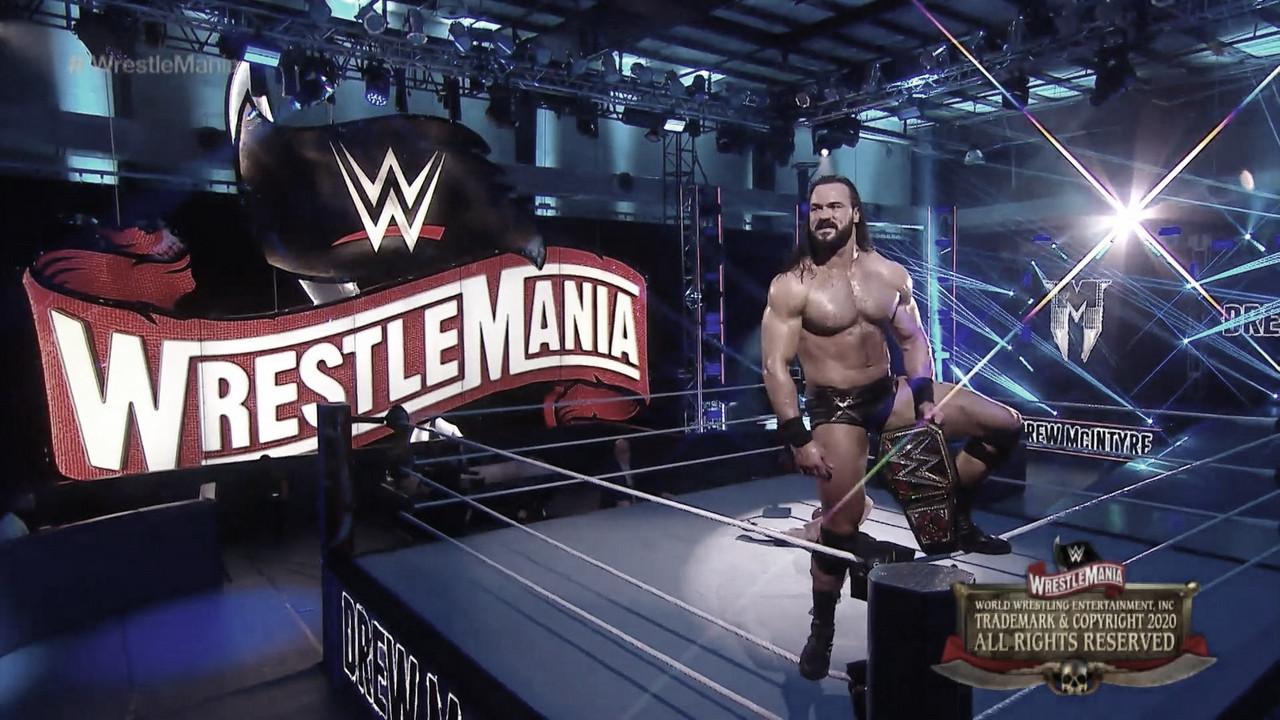 El origen de wrestlemania