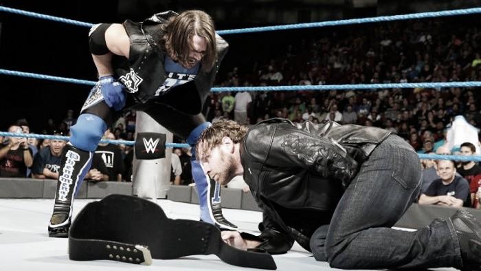 Resultados WWE Smackdown 06/09/16