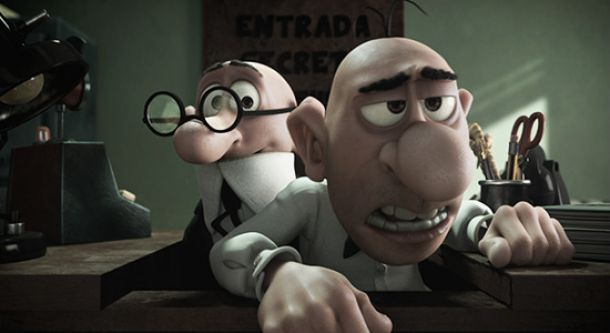 'Mortadelo y Filemón' se visten de estreno