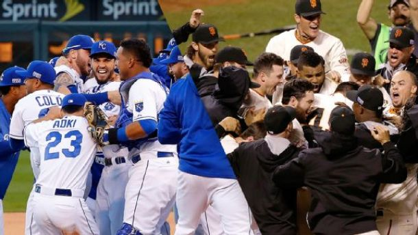 2014 World Series Preview: Kansas City Royals vs. San Francisco Giants