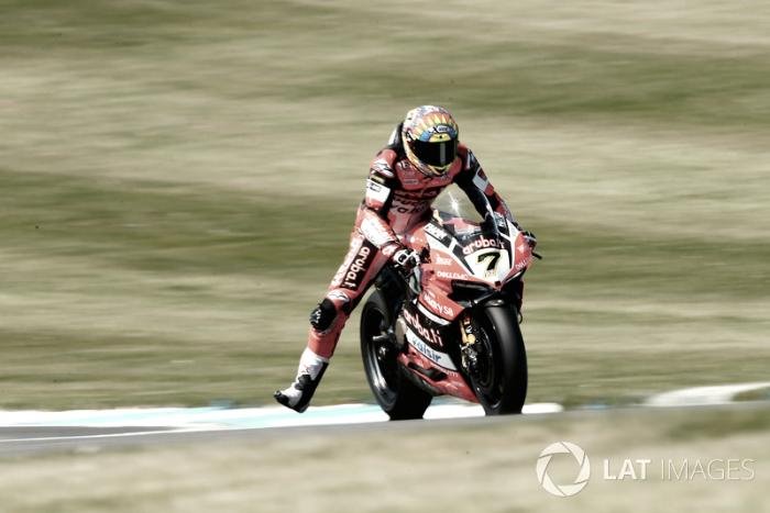 """Davies: """"La adrenalina de las carreras es una droga maravillosa"""""""