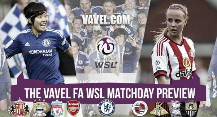 WSL 1 Week 8 Preview - Arsenal looking to dent Chelsea title bid