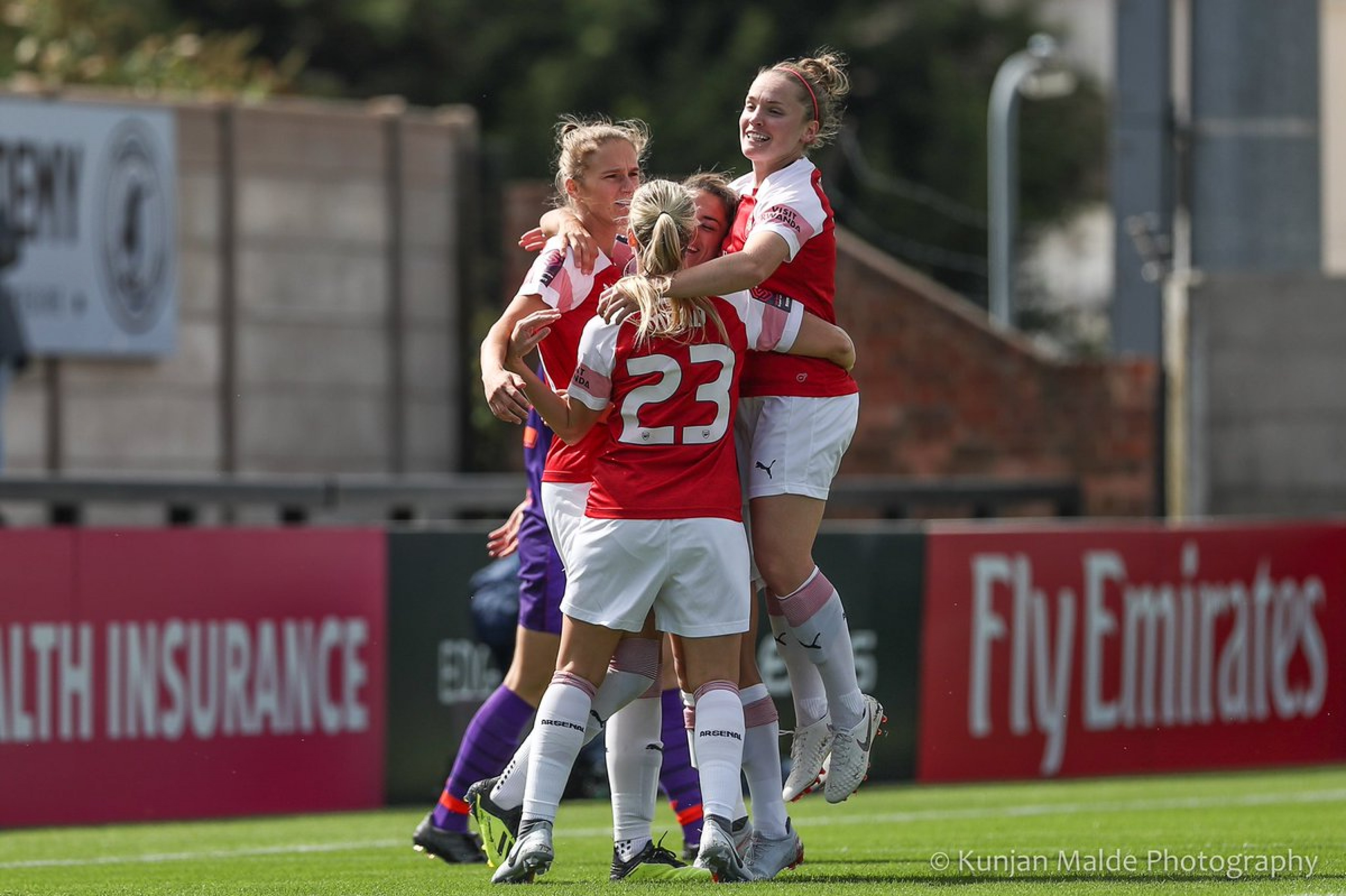 WSL Week 2 Review: Arsenal continue to impress as Birmingham challenge in the top and Man City claim their first