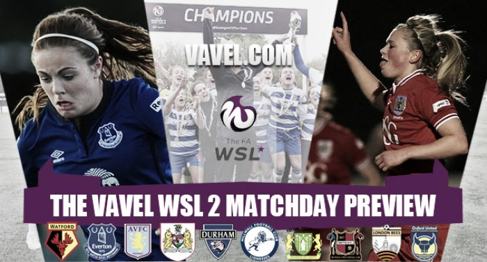 WSL 2 - Week 3 Preview: Everton and Bristol City chasing Durham