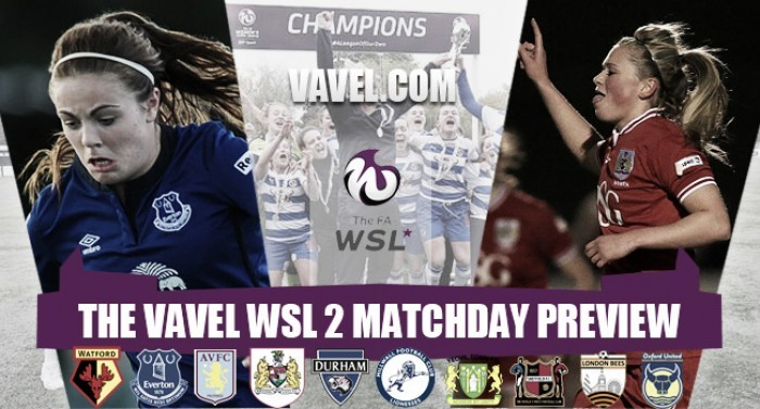 WSL 2 - Week 11 Preview: The second tier returns after a lengthy break