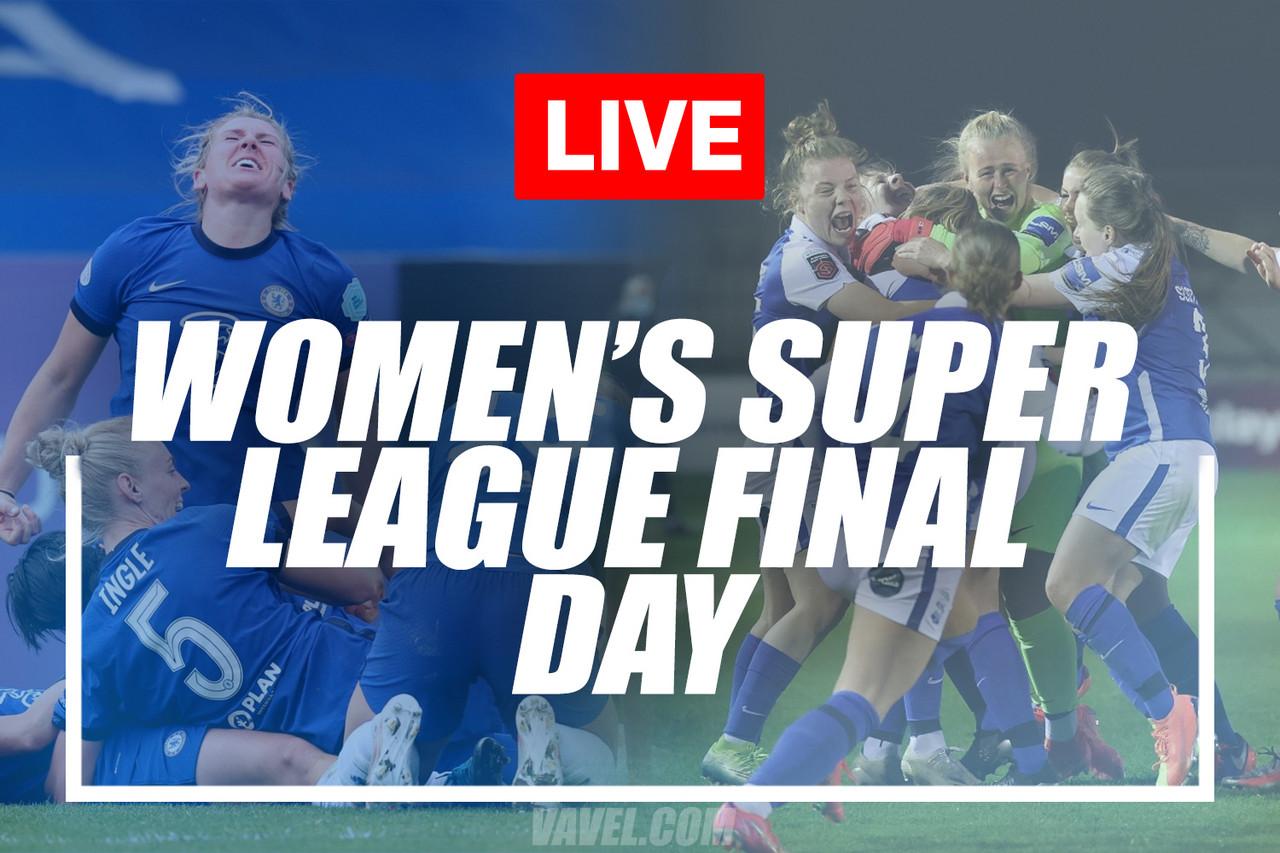 Chelsea win the Women's Super League; Bristol City are relegated to the FA Women's Championship