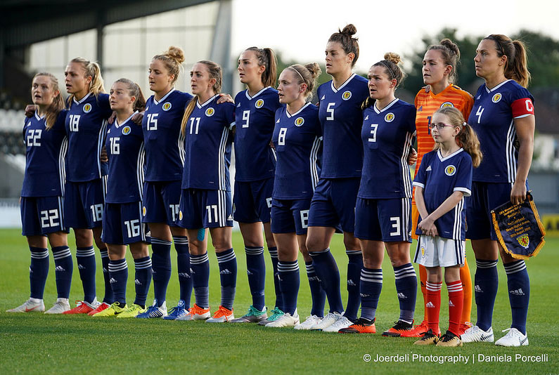 2019 FIFA Women's World Cup Preview: Scotland
