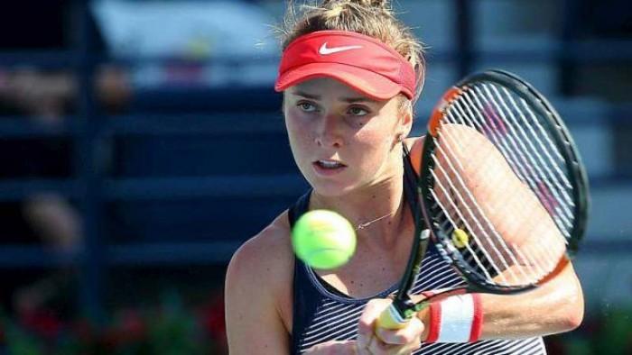 WTA Kuala Lumpur: bene la Svitolina, male la Diyas