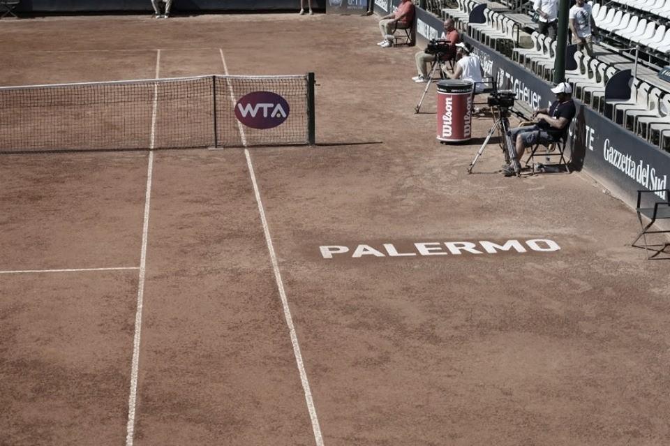 WTA de Palermo confirma jogadora com Covid-19