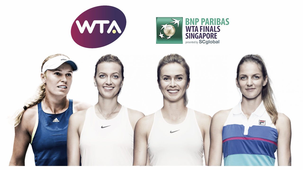 WTA Finals: Breaking down the White Group