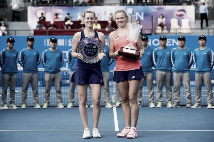 Previa WTA International Shenzhen: China abre el telón de una nueva temporada
