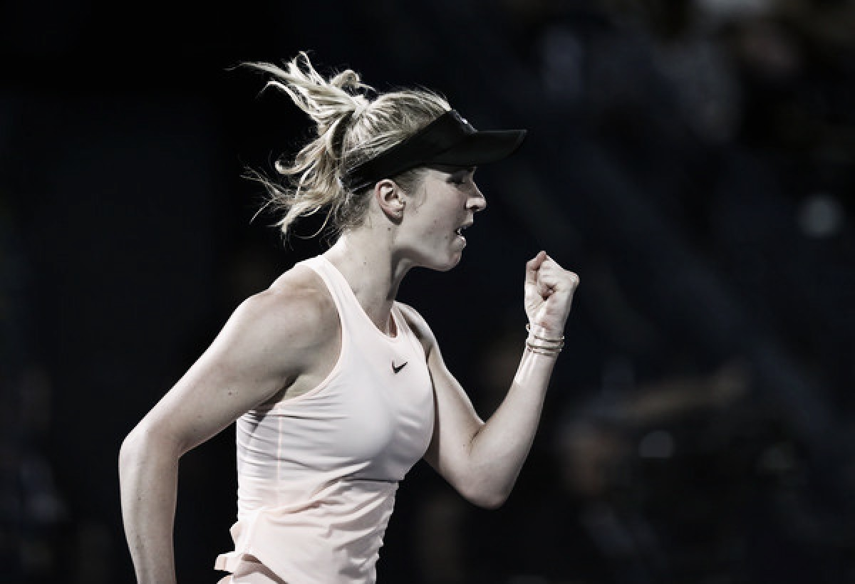 WTA Weekly Update week six: Elina Svitolina strikes twice in Dubai, Alison van Uytvanck continues steady rise