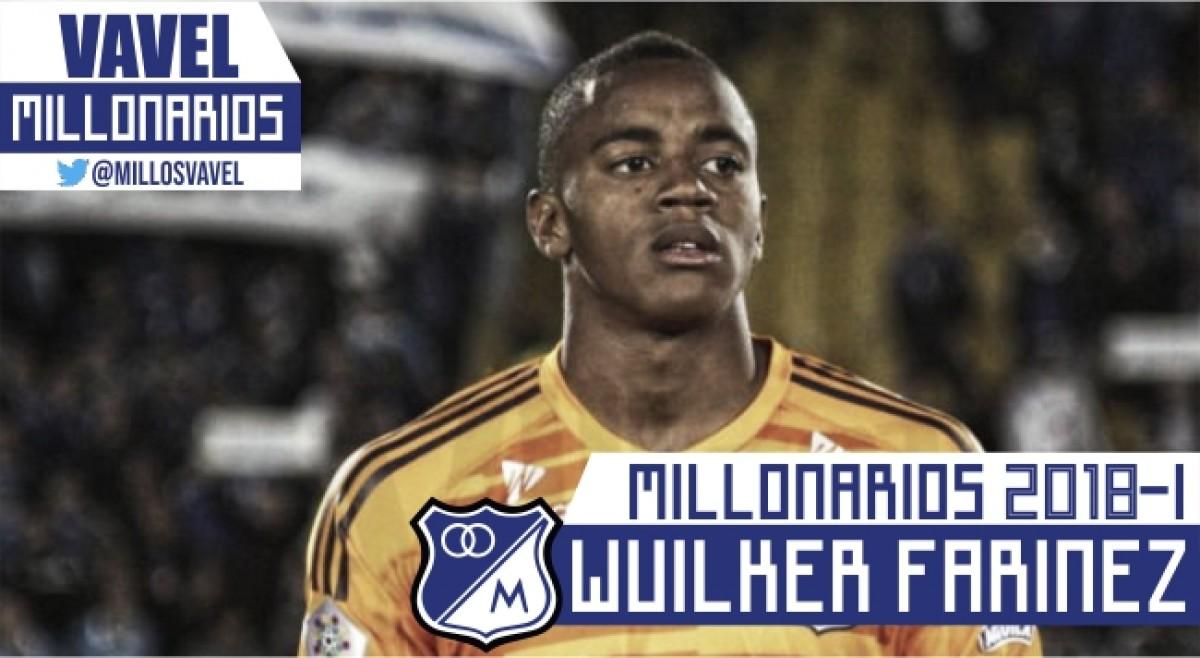 Millonarios 2018-I: Wuilker Fariñez