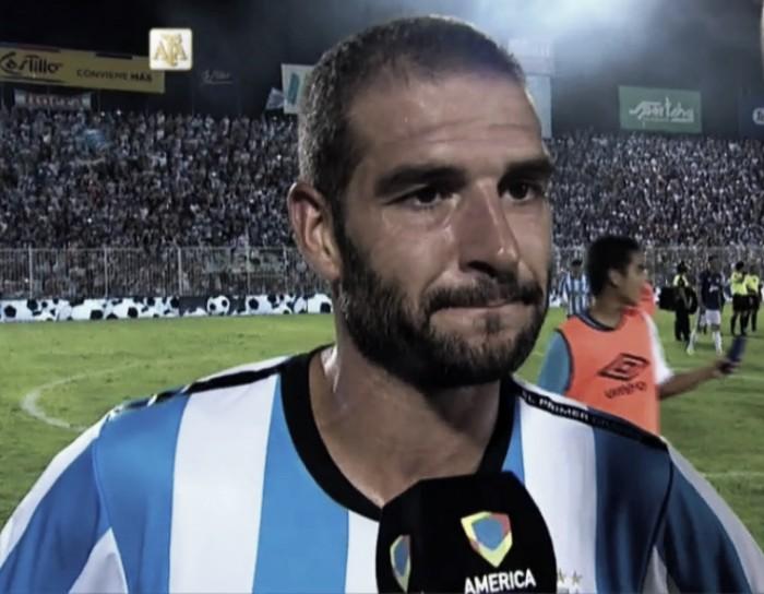 """Lisandro López: """"Tuvimos errores y quedamos en desventaja"""""""