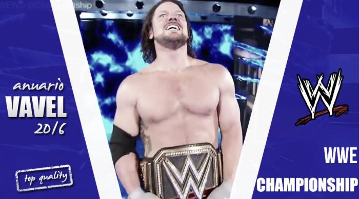 Anuario VAVEL 2016: WWE Championship, grandes reinados de grandes campeones