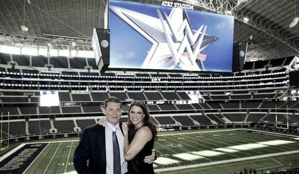 Wrestlemania 32 llegará a Dallas