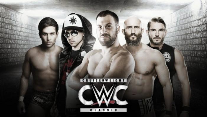 Global Cruiserweight Classic participants announced