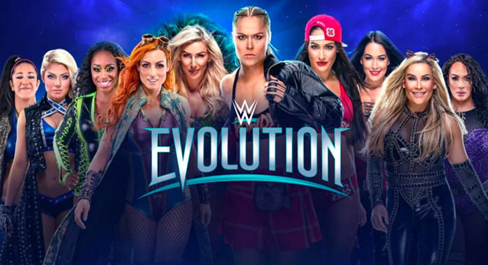 Is the WWE Ready for Evolution?