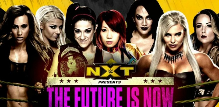 Top 5 NXT Women Ready For The Main Roster