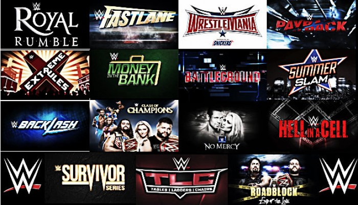 List Of Wwe Papervieuw 2019: WWE: The Pay-Per-View Experiment