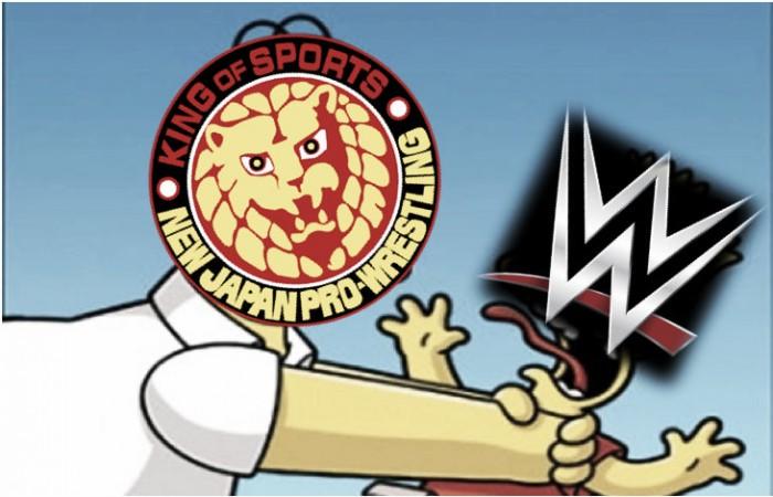 New Japan Pro Wrestling: Overshadowing WWE