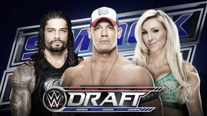 WWE officially announces the date of the WWE brand split draft