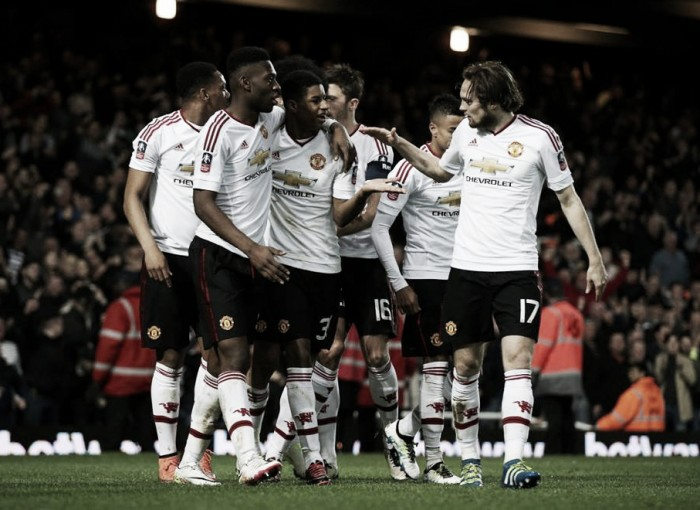 Lessons learnt from United's triumph over West Ham: Youth bring the potential for glory