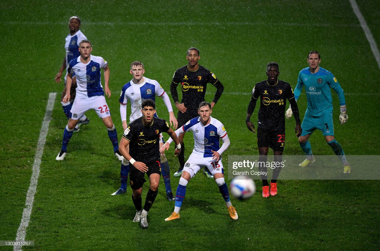 Blackburn Rovers 2-3 Watford: Hornets edge past Mowbray's Blue and Whites despite a late scare