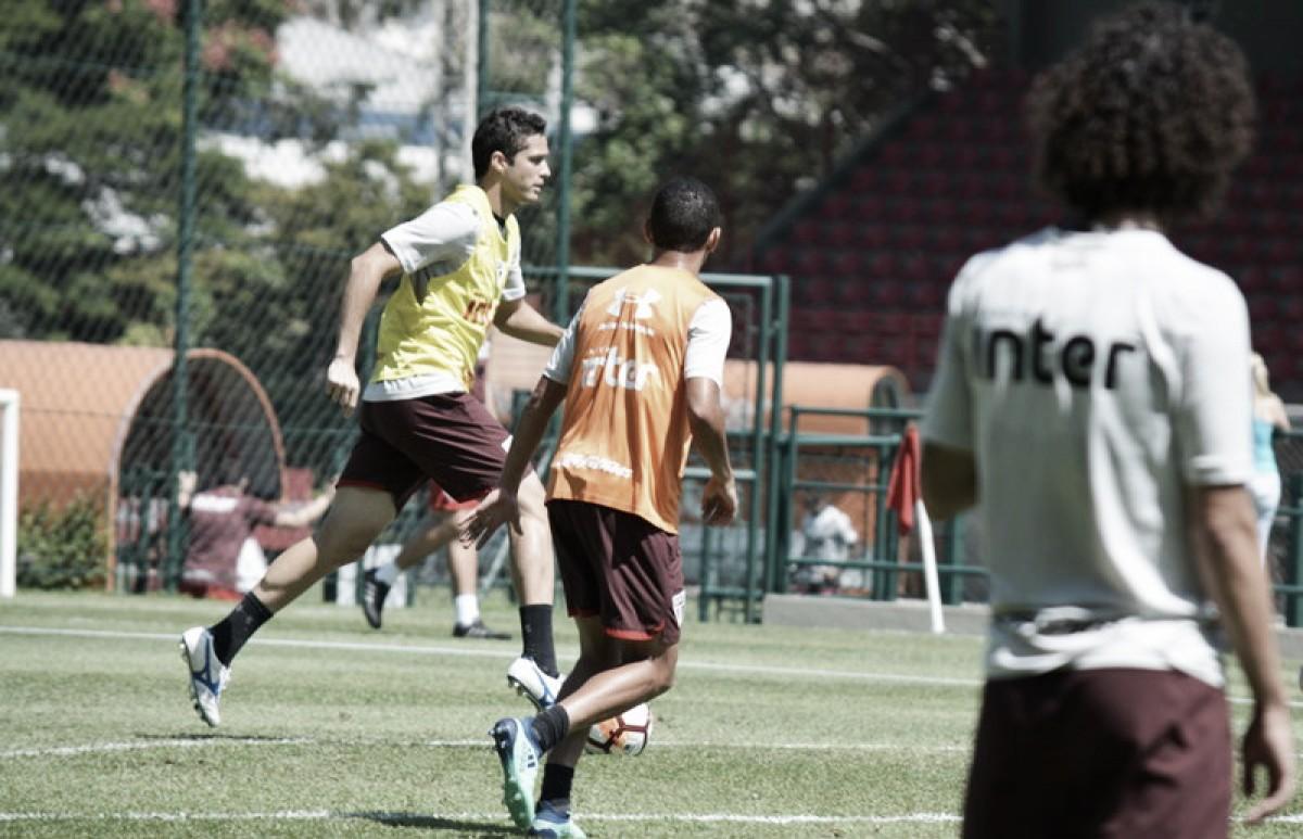 Recuperados, Anderson Martins e Valdívia voltam a treinar com elenco do São Paulo