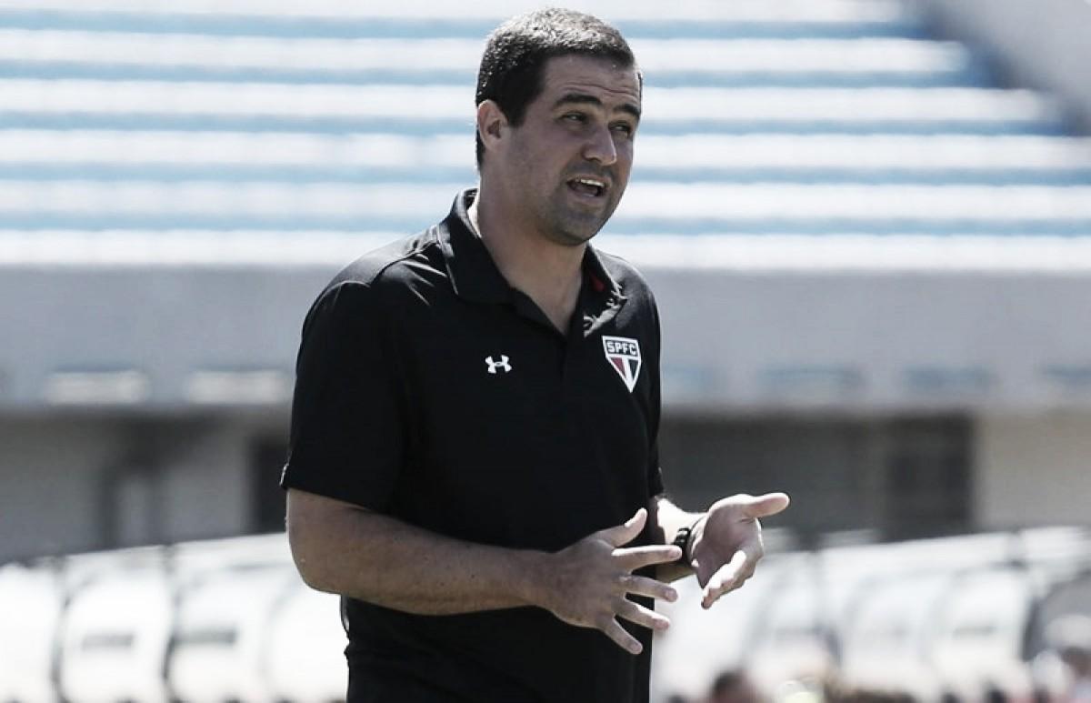 Após demissão de Dorival Júnior, André Jardine é anunciado como técnico interino do São Paulo
