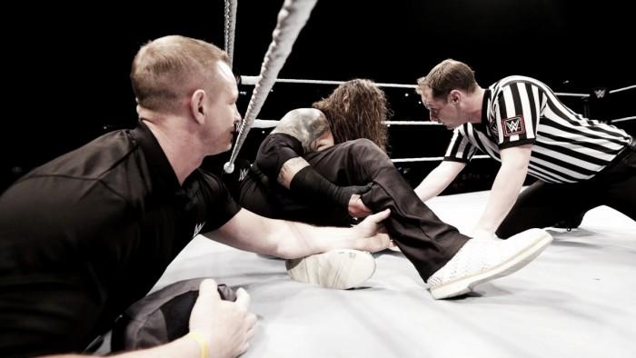 Bray Wyatt injured at WWE live event
