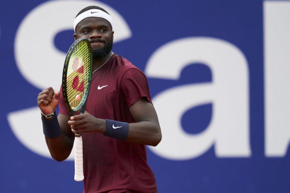 ATP Barcelona: Frances Tiafoe defeats Carlos Alcaraz in battle of young guns