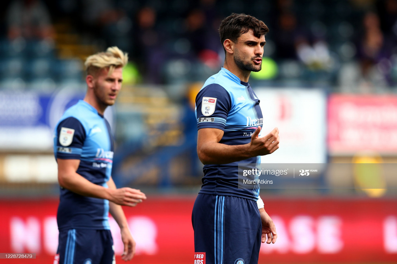 Wycombe will be wanting to avoid their fourth successive home defeat (Photo: Marc Atkins/Getty Images)
