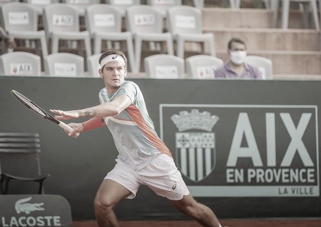 Wild esboça reação, mas perde para Otte na decisão do Challenger de Aix-en-Provence