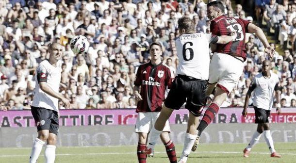 Diretta Milan - Cesena, risultati Live Serie A