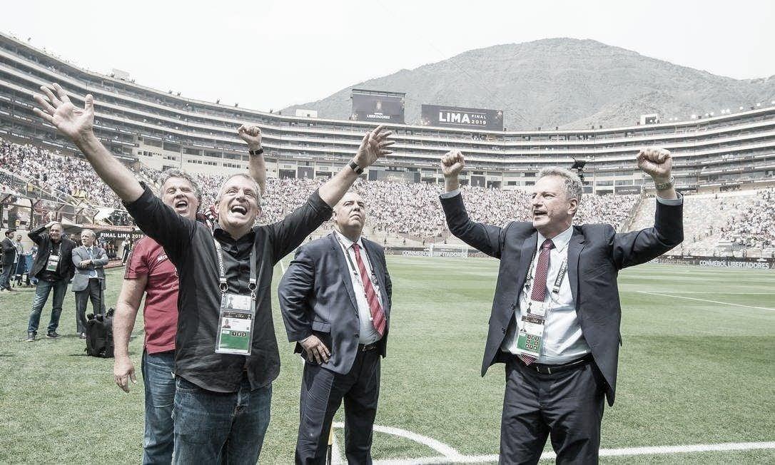 Flamengo garante transmissão do jogo contra o Boavista via streaming