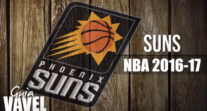 Guía VAVEL NBA 2016/17: Phoenix Suns