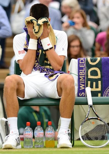 """Djokovic: """"He perdido contra un verdadero campeón, uno de los mejores en la historia del deporte"""""""