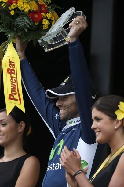 """Alejandro Valverde: """"Esta victoria no se puede explicar"""""""