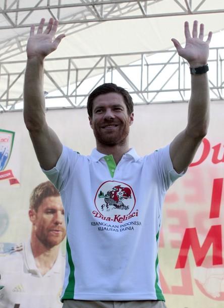 "Xabi Alonso: ""Espero lograr la Champions con el Madrid"""