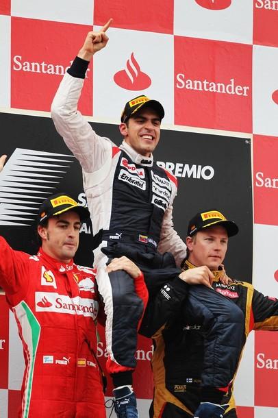 Williams se rencuentra con la senda de la victoria en Montmeló