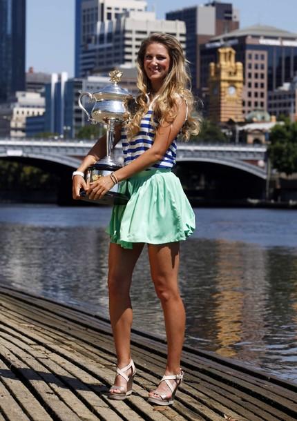 Azarenka, la patronne que toute la WTA attendait