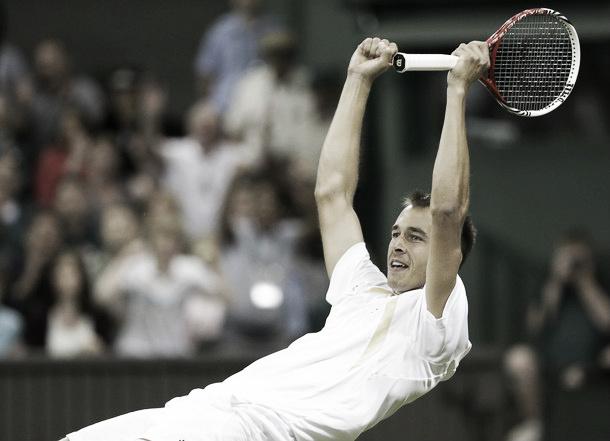 Wimbledon: Rosol apaliza a Nadal y da la sorpresa del torneo